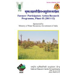 Farmers' Participatory Action Research Programme, Phase-II (2011-12)